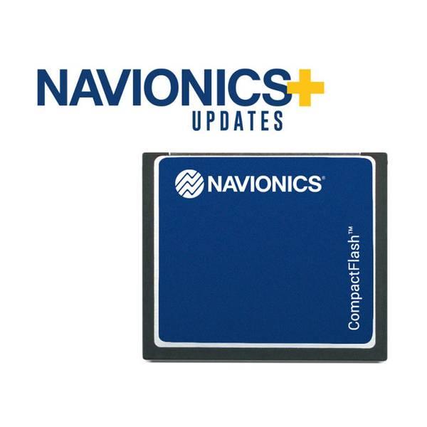 Bilde av Oppdatering CF Navionics