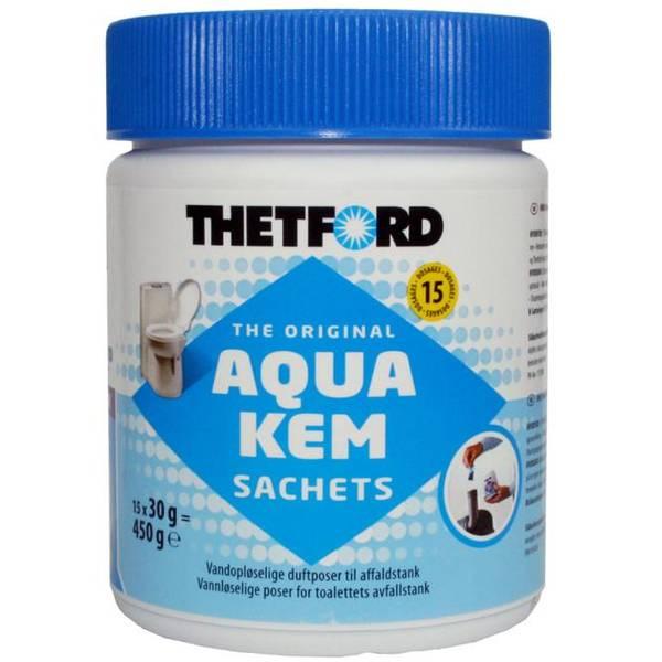Bilde av Sanitærvæske Aqua Kem Blue Sachets