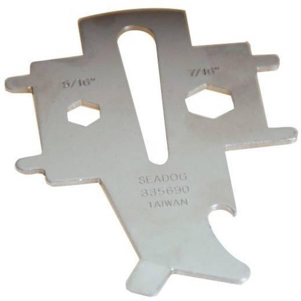 Bilde av Multiverktøy for dekksforskruvning