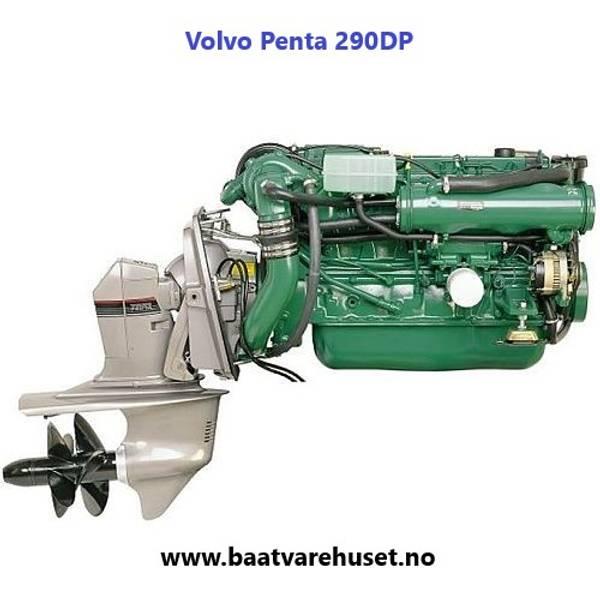 Bilde av Volvo Penta 290DP drev